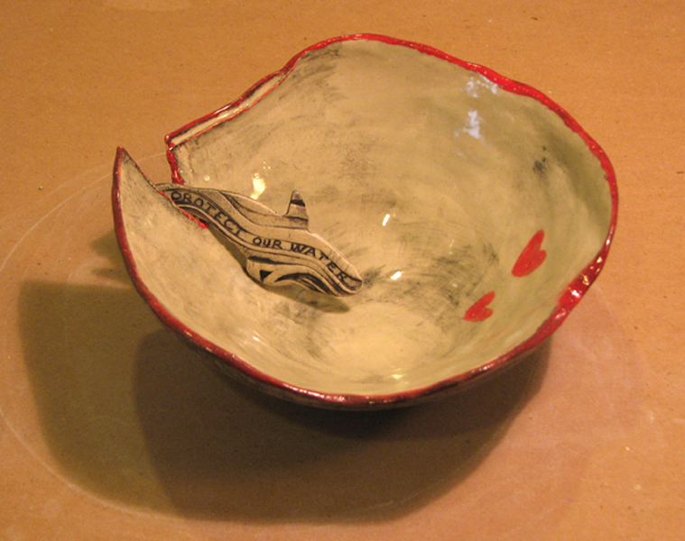 Bowl by Susan Cohen Thompson