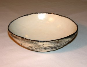 Ceramic bowl by Susan Cohen Thompson